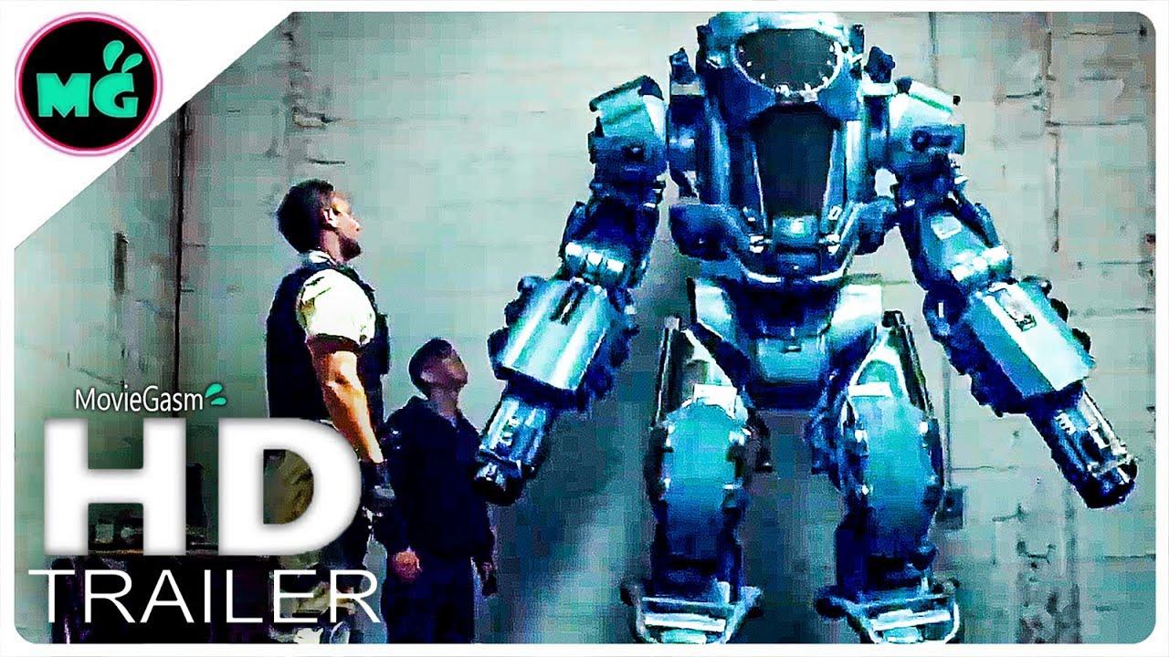 Download ROBOT RIOT Trailer (2020)