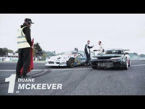 Drift GP Round 3 Ireland -Post event Interviews