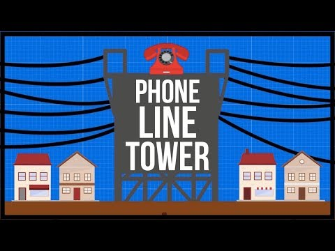 Sweden's Amazing Telefontornet Phone Network