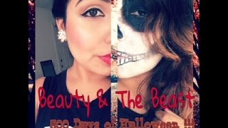Beauty & The Beast. 500 Days of Halloween!!! Thumbnail