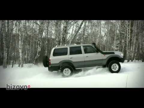 Внедорожный тюнинг Toyota Land Cruiser 80 в автомотосервисе Каскад на bizovo.ru