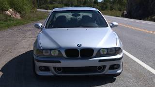 The E39 BMW M5: a modern-day classic reviewed!