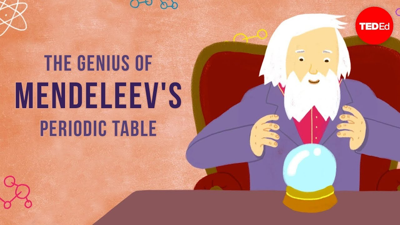 The periodic table lessons tes teach the genius of mendeleevs periodic table lou serico gamestrikefo Images