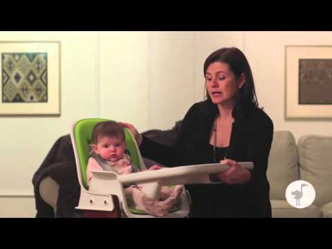 OXO Tot Sprout High Chair | Video Review From weeSpring