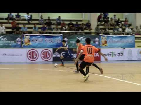 AIS Futsal Thailand League 2016 | กรมทางหลวง 5-4 นนทบุรี ฟุตซอลคลับ 19/06/2016