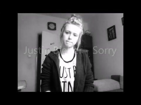 Justin Bieber - Sorry (POLISH AND ENGLISH VERSION) Cover