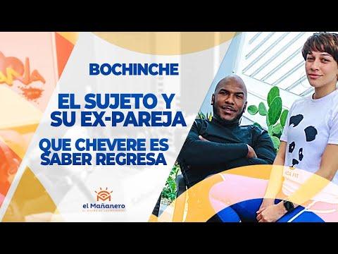 El Bochinche - El Sujeto Y Su Ex-pareja   Que Chevere Es Saber Regresa Y Miss Universo A RD