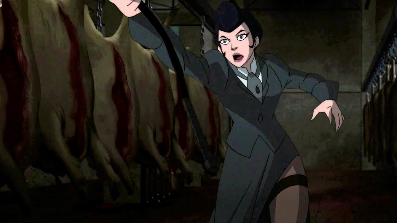 Selina Kyle Batman Vs Ripper Batman Gotham By Gaslight Youtube