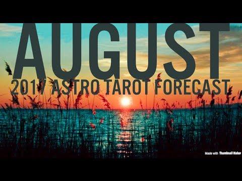 "Taurus August 2017 Astro Tarot Forecast ""Academic/Legal/Travel , Beginning W/ Family"""