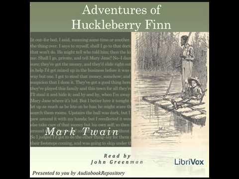 a literary analysis of the huckleberry finn novel by mark twain