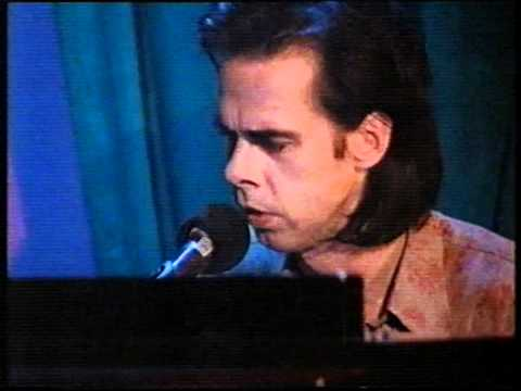 Nick Cave - Into My Arms (live)