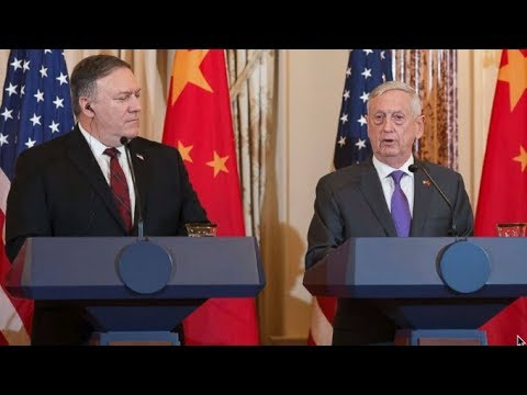 UNBELIEVABLE🚨Mike Pompeo and Jim Mattis URGENT Press Conference with Canadian Ministers