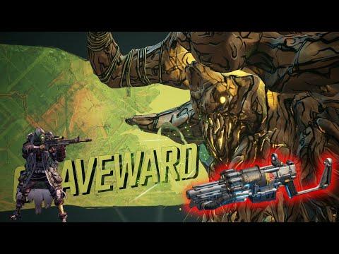 Insane M10 Graveward Insta Kill With Crit FL4K Build! Borderlands 3!