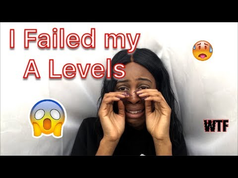 I FAILED MY A LEVELS?? | A level Results Day  2018 | Ria Om