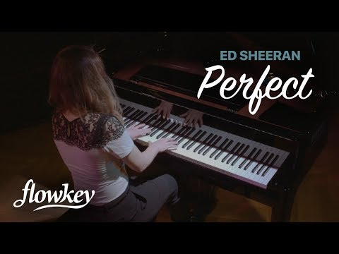 """""""Perfect"""" – Ed Sheeran (Piano Cover by flowkey)"""
