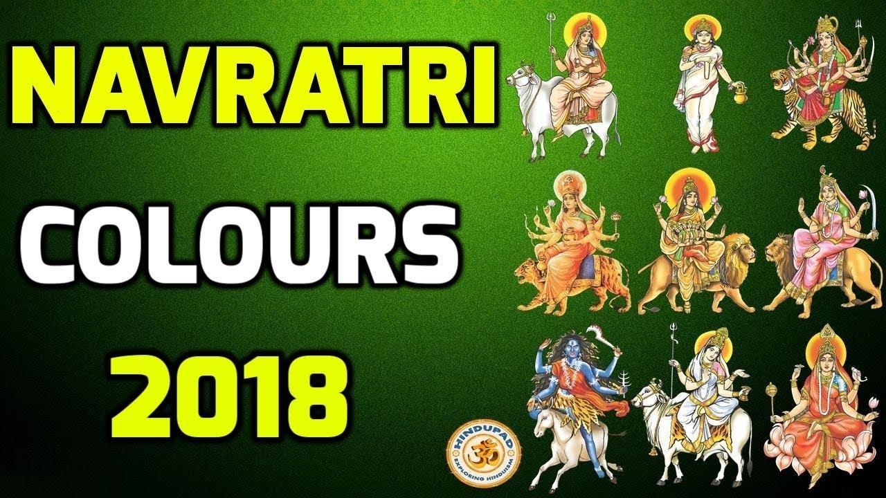 9 colours of Navratri 2019 | Dresses to wear in Navratri