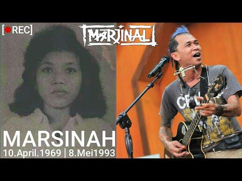 Marjinal - Marsinah (Official Video Recorder 1993)
