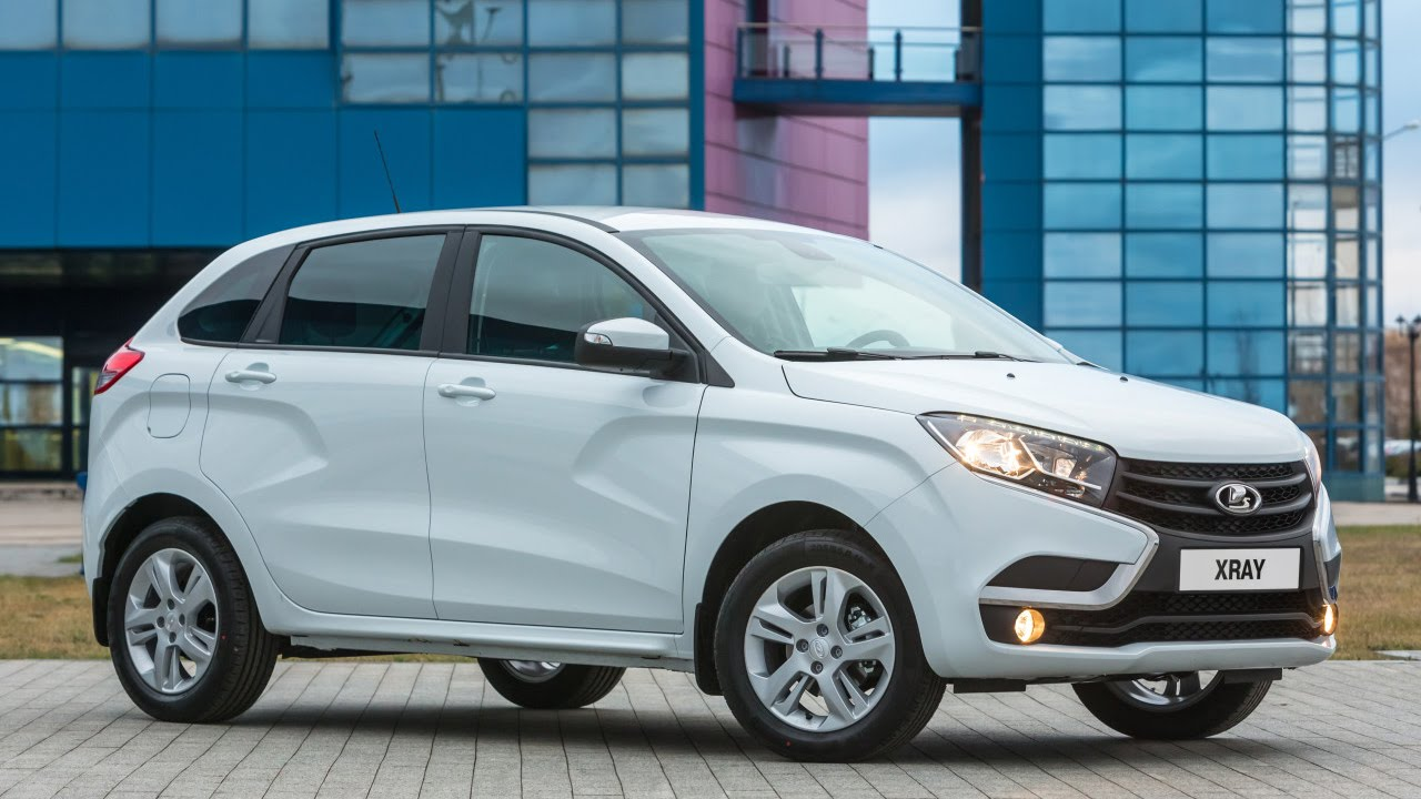 2015 Lada XRAY Review Rendered Price Specs Release Date ...