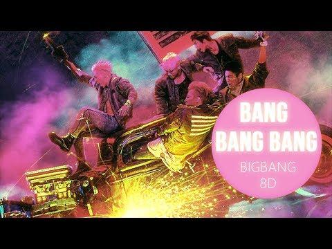 BIGBANG (빅뱅) - BANG BANG BANG [8D USE HEADPHONES] 🎧