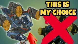 Đây Là Lý Do Mình Chọn Haechi Thay Vì Spectre Khi Muốn Brawl - WR Gameplay War Robots Việt Nam