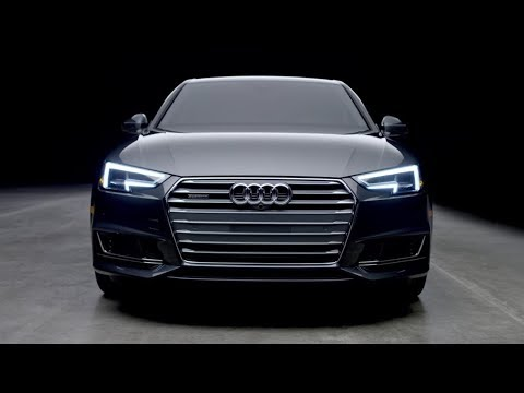 2017 Audi A4 Overview