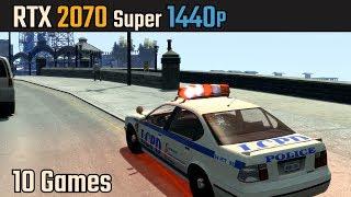 RTX 2070 Super 1440p (Test in 10 Games)
