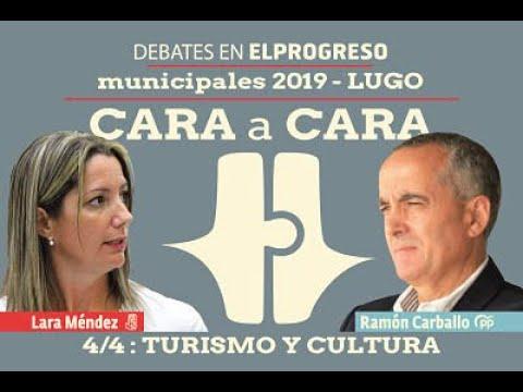 4/4 Cara a Cara Méndez-Carballo ►Turismo y cultura