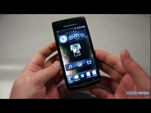 Обзор Sony Ericsson Arc S