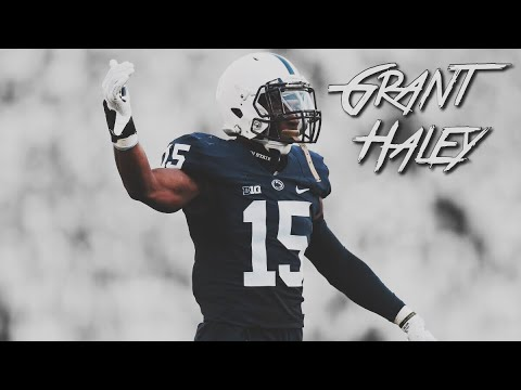 "Grant Haley 2017-18 Highlight Mix || Penn State Senior CB #15 || ""I Get the Bag""ᴴᴰ"