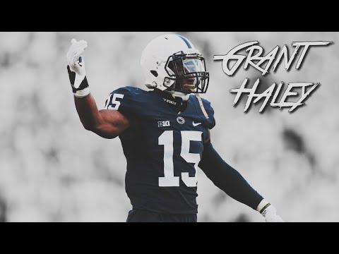 "low priced 37436 ab59c Grant Haley 2017-18 Highlight Mix || Penn State Senior CB #15 || ""I Get the  Bag""ᴴᴰ"