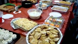 Наши курсы англ.языка Угощения из разных стран ! Национальные блюда