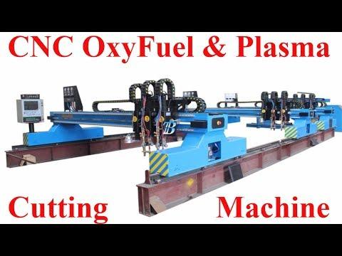 China Best CNC Plasma Flame Cutting machine; Cutting Table Cut Metal Sheet