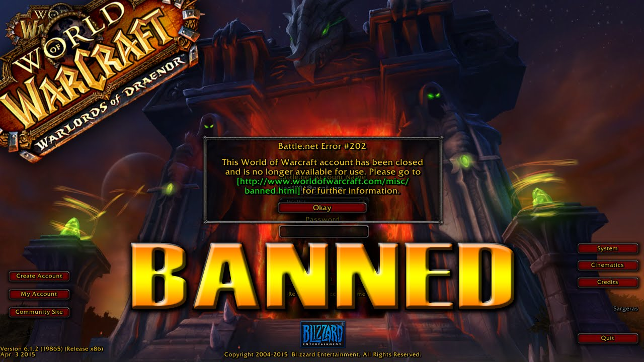 Blizzard Entertainment:World of Warcraft