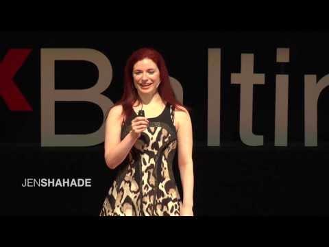 Understanding Chess Mastery: Jennifer Shahade at TEDxBaltimore 2014