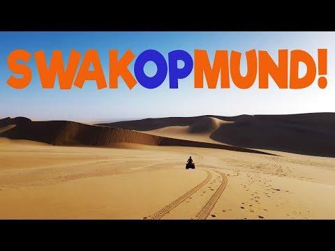 Travel Africa: Adventures in Swakopmund, Namibia with ZeeGoes!