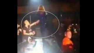 Guy Slaps Beyoncé