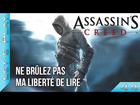 Assassin's Creed - #44 : Ne brûlez pas ma liberté de lire | Let's Play