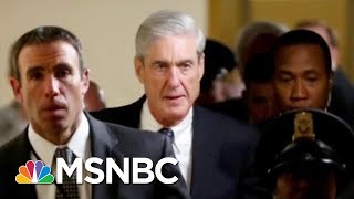 President Donald Trump Nearing Completion Of Mueller's Russia Questions | Hardball | MSNBC