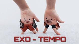 손가락춤) 엑소 - 템포 안무/ Finger dance) EXO - TEMPO dance cover