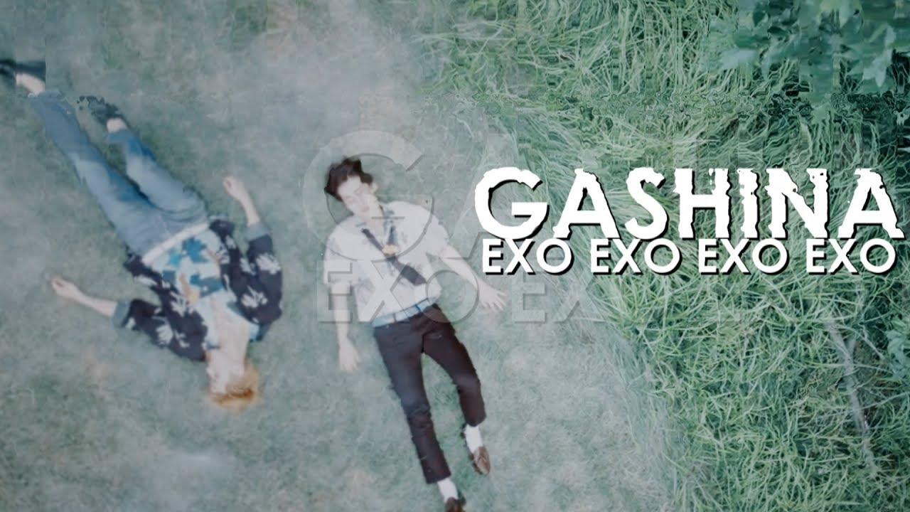 EXO | Gashina - [720p H-D ]