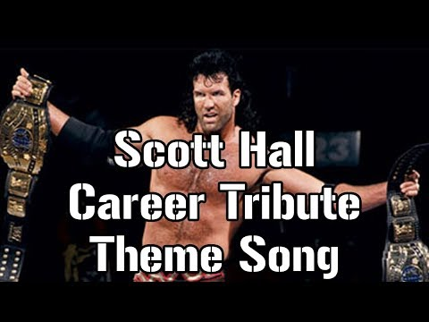 WWE/ECW Mashup: Scott Hall tribute theme song - Ready for Wolfpac  | by marquez768