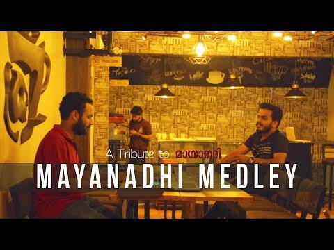 Mayanadhi Medley | A Tribute to Mayanadhi | Arjun | Sudhin | Malayalam Cover HD