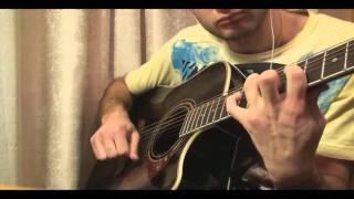 Ругань из-за стены (acoustic cover)
