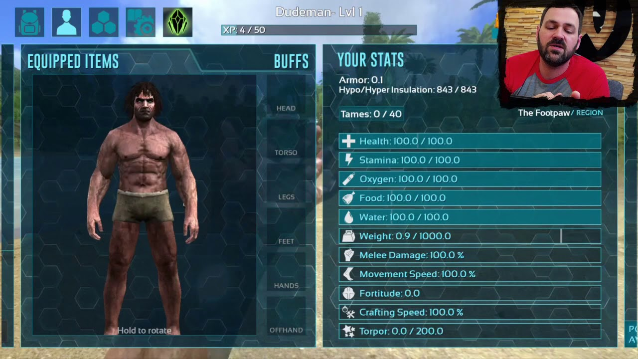 Introducing: Instant Buffs (ARK: Survival Evolved Mobile)