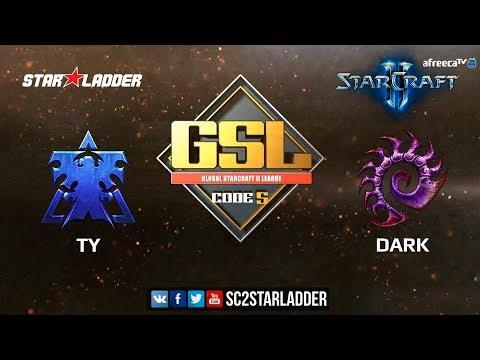 2018 GSL Season 1 Ro16 Group B Match 2: TY (T) vs Dark (Z)