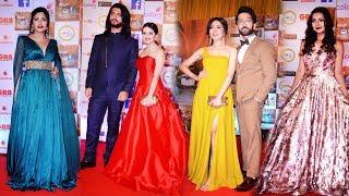 Fun Moments With Ishqbaaz Team At ITA Awards 2017   Red Carpet