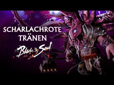 Teaser für Blade & Soul: Scharlachrote Tränen