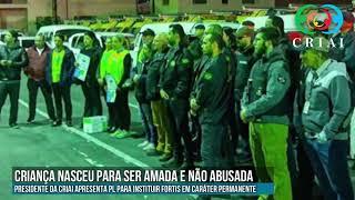 CRIANÇA NASCEU PRA SER AMADA E NÃO ABUSADA!