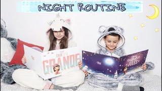 ROUTINE DU SOIR APRÈS L' ÉCOLE/ NIGHT ROUTINE AFTER SCHOOL