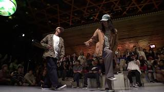 oSaam vs KYOGO @ HIPHOP FOREVER JAPAN 2018 FINAL BATTLE